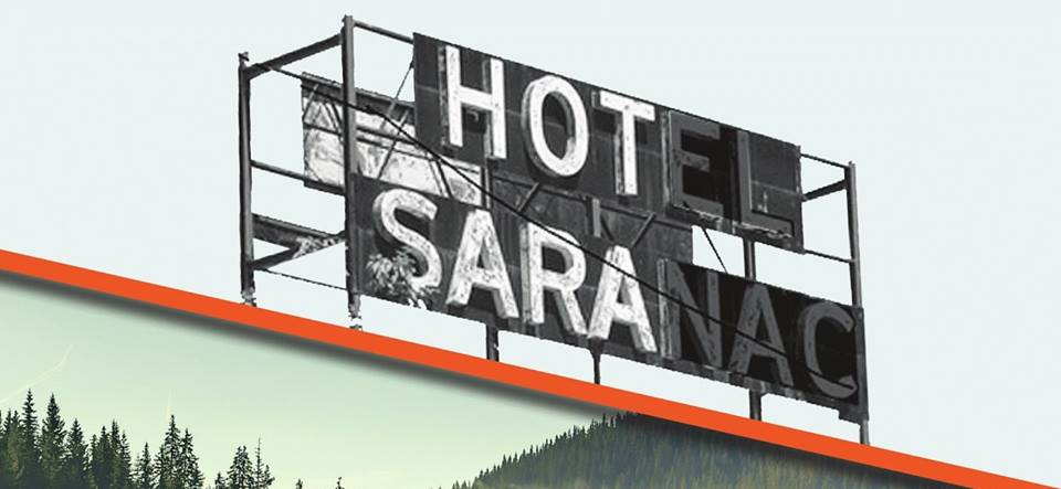 Adirondack carousel upcoming events hot sara is back in lights hotel saranac sign voltagebd Image collections